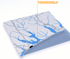 3d view of Tonou Kondji