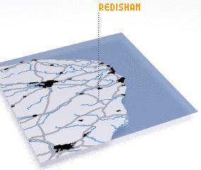 3d view of Redisham