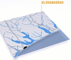 3d view of Klougakénou