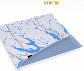3d view of Athiémé