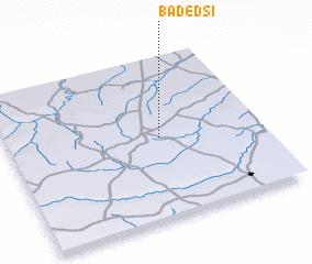 3d view of Badèdsi