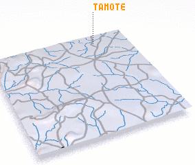 3d view of Tamoté