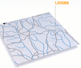 3d view of Lougba