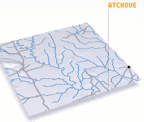 3d view of Atchoué