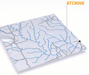 3d view of Atchoué