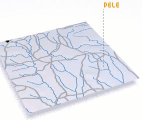 3d view of Pélé