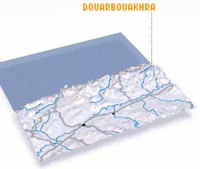 3d view of Douar Bouakhra