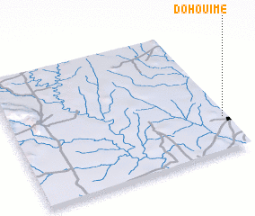 3d view of Dohouimè