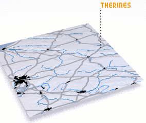 3d view of Thérines