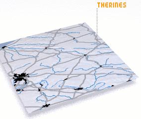 3d view of Thérines