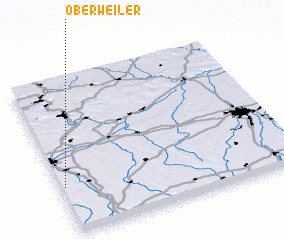 3d view of Oberweiler