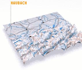 3d view of Haubach