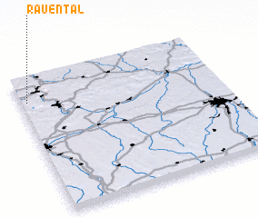 3d view of Rauental