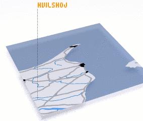 3d view of Hvilshøj