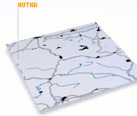3d view of Hutha