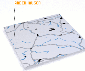 3d view of Andenhausen