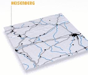 3d view of Heisenberg