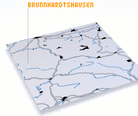 3d view of Brunnhardtshausen