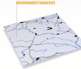 3d view of Brunnhardtshausen