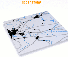 3d view of Gödenstorf