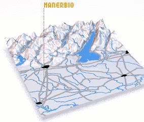 3d view of Manerbio