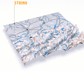 3d view of Strimo