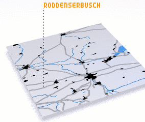 3d view of Röddenserbusch