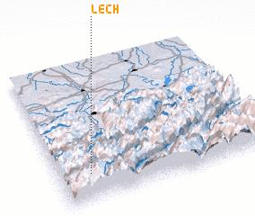 3d view of Lech