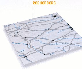 3d view of Rechenberg