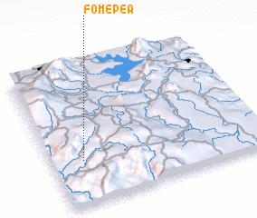 3d view of Fomépéa