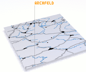 3d view of Archfeld