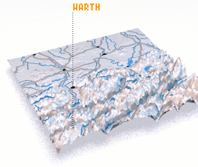 3d view of Warth