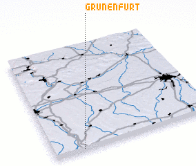 3d view of Grünenfurt