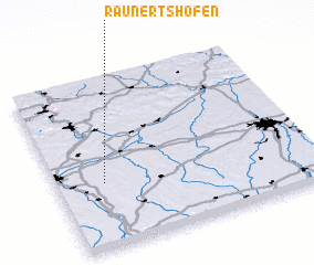3d view of Raunertshofen