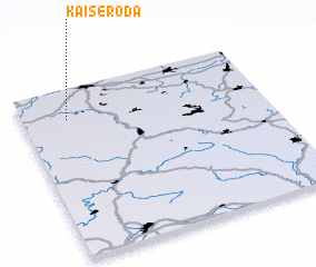 3d view of Kaiseroda