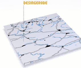 3d view of Desingerode
