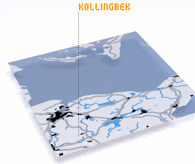 3d view of Köllingbek