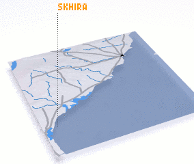 3d view of Skhira