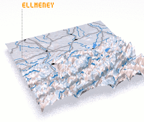 3d view of Ellmeney