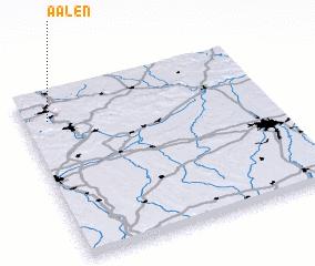 3d view of Aalen