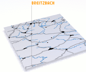 3d view of Breitzbach