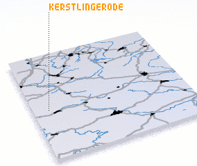 3d view of Kerstlingerode