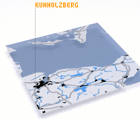 3d view of Kuhholzberg