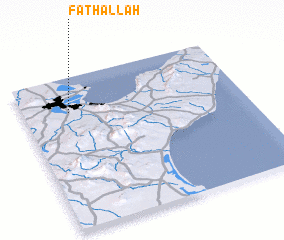 3d view of Fath Allah
