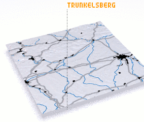 3d view of Trunkelsberg