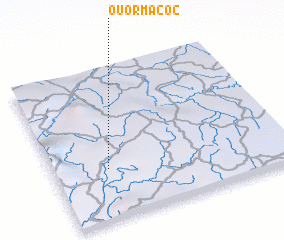 3d view of Ouormacoc
