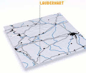 3d view of Lauberhart