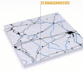 3d view of Schwaighausen