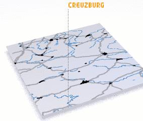 3d view of Creuzburg
