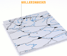 3d view of Wollershausen